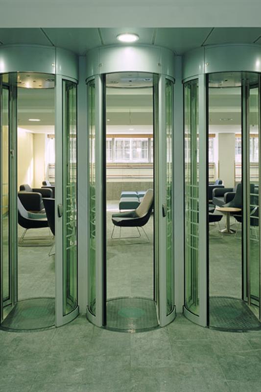 Circular sliding door repair service, london