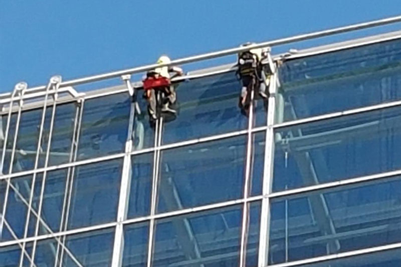 Commercial Leak Investigation and repair services by Glass Aftercare, London