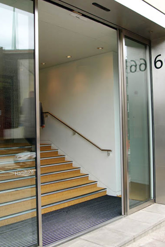 Linear Sliding Door Maintenance in london