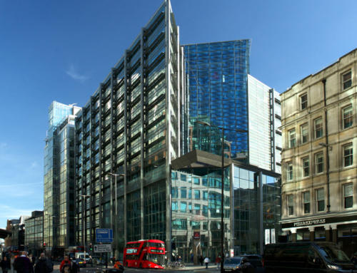 250 Bishopsgate – Glass Refurbishment