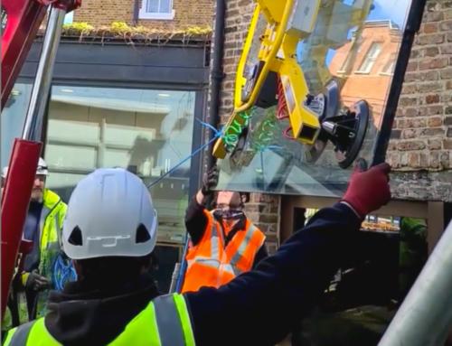 Bennetts Associates – Glass Roof Replacement