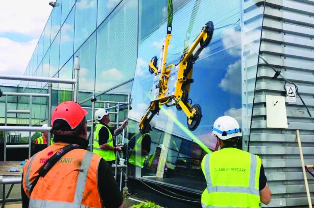 Glass Maintenance - London